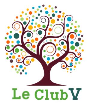 Logo Le Club V